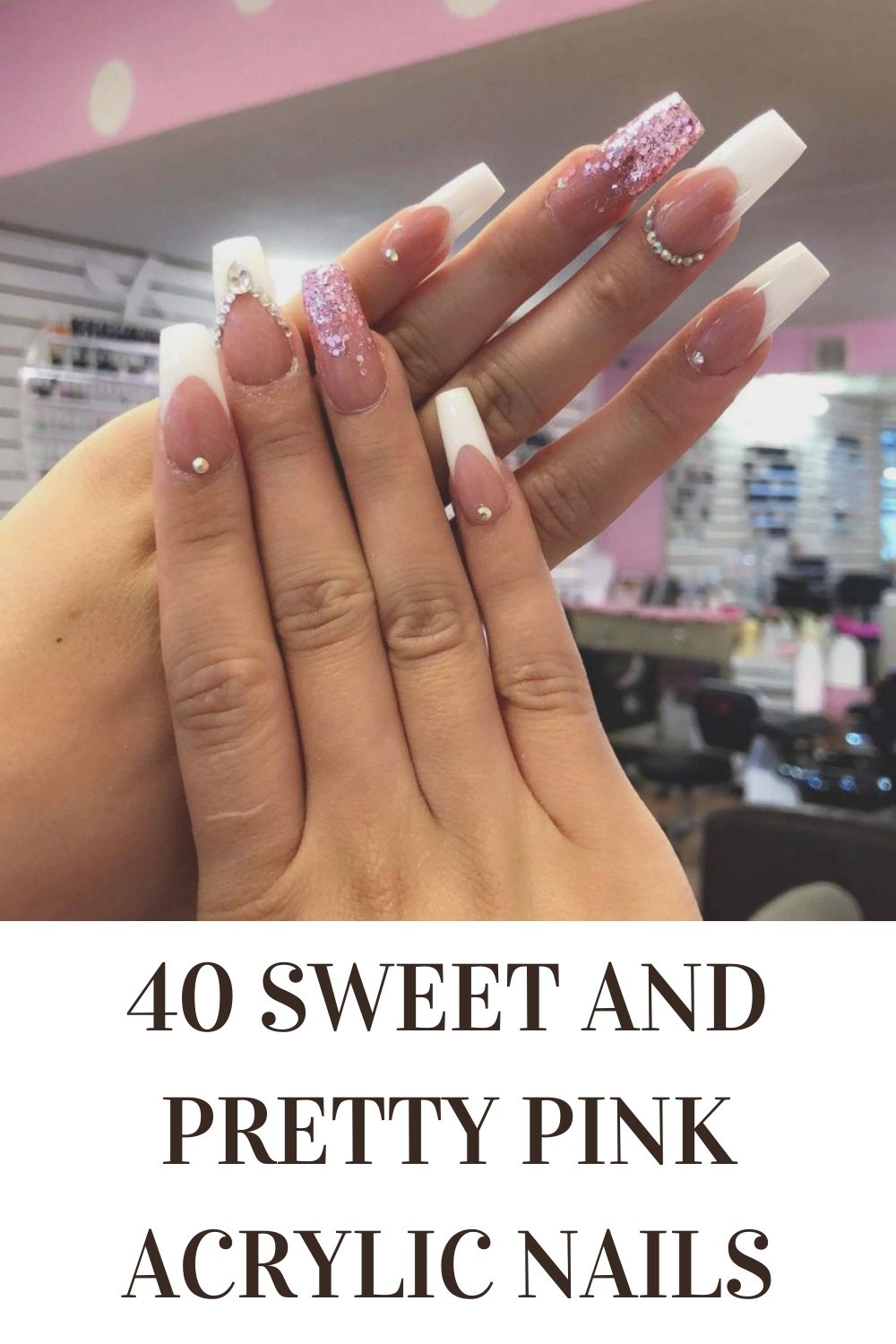 Gel Coffin Nails: 40 Elegant Nail Designs To Try In Summer 2021!