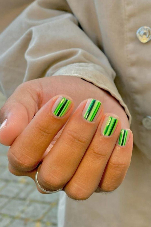 Cute Short Square Nails For Summer Nail Ideas!