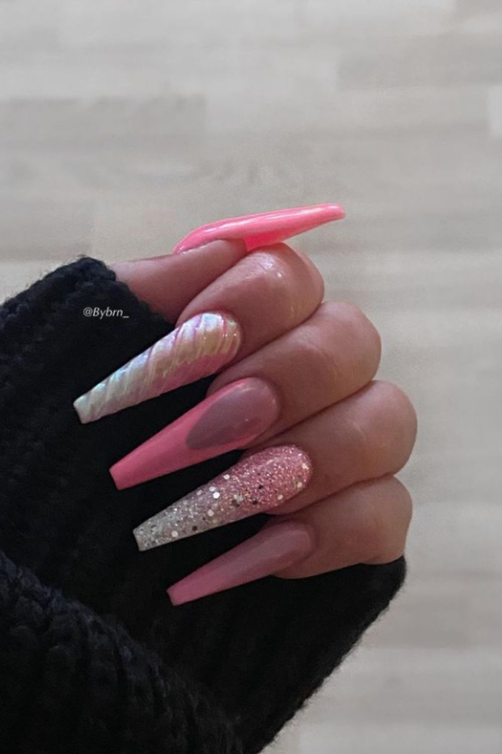 Amazing Glitter Ombre Nails To Inspire and Exciting You!