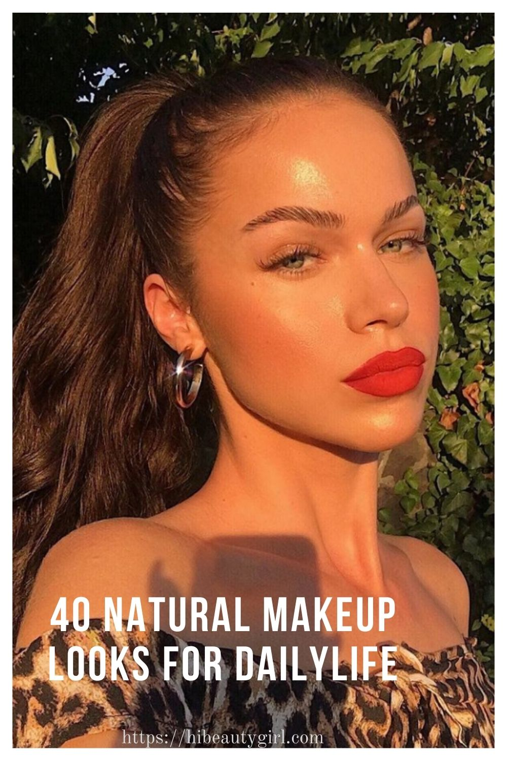 How To Achieve Natural Makeup Looks By Yourself!