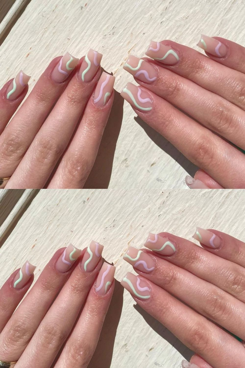 Pretty Tapered Square Nails To Style In Summer 2021!