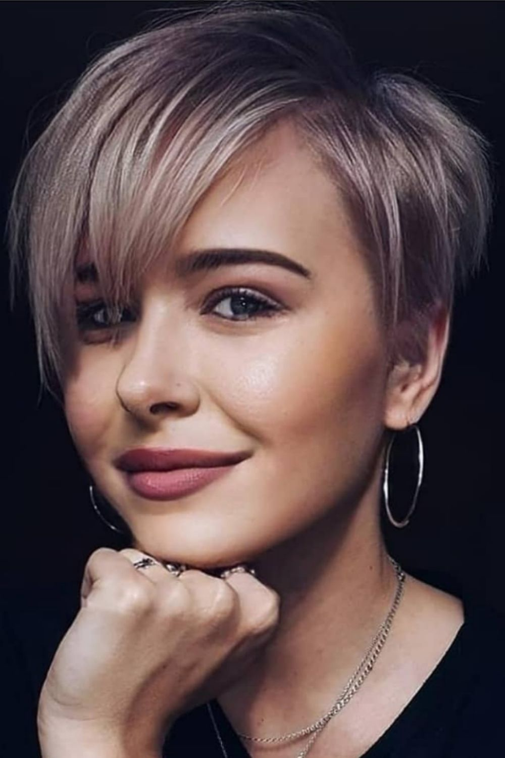 Pixie Hairstyle | Mind-Blowing Short Hairstyles for Fine Hair