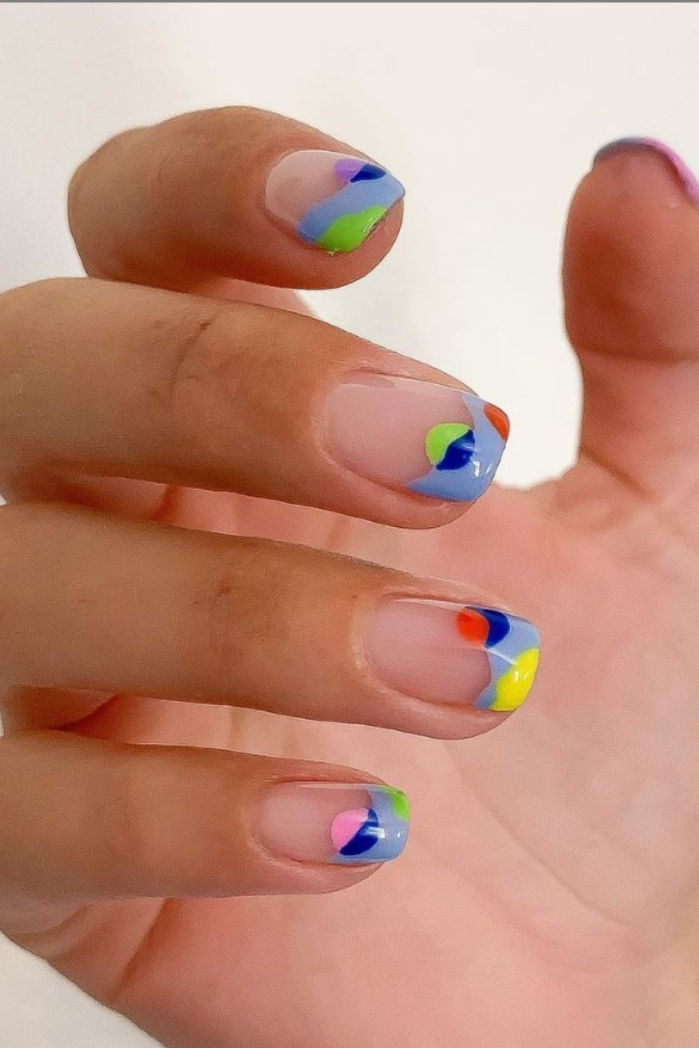 Bright Summer Acrylic Nail Ideas You'll Love To Try 2021!