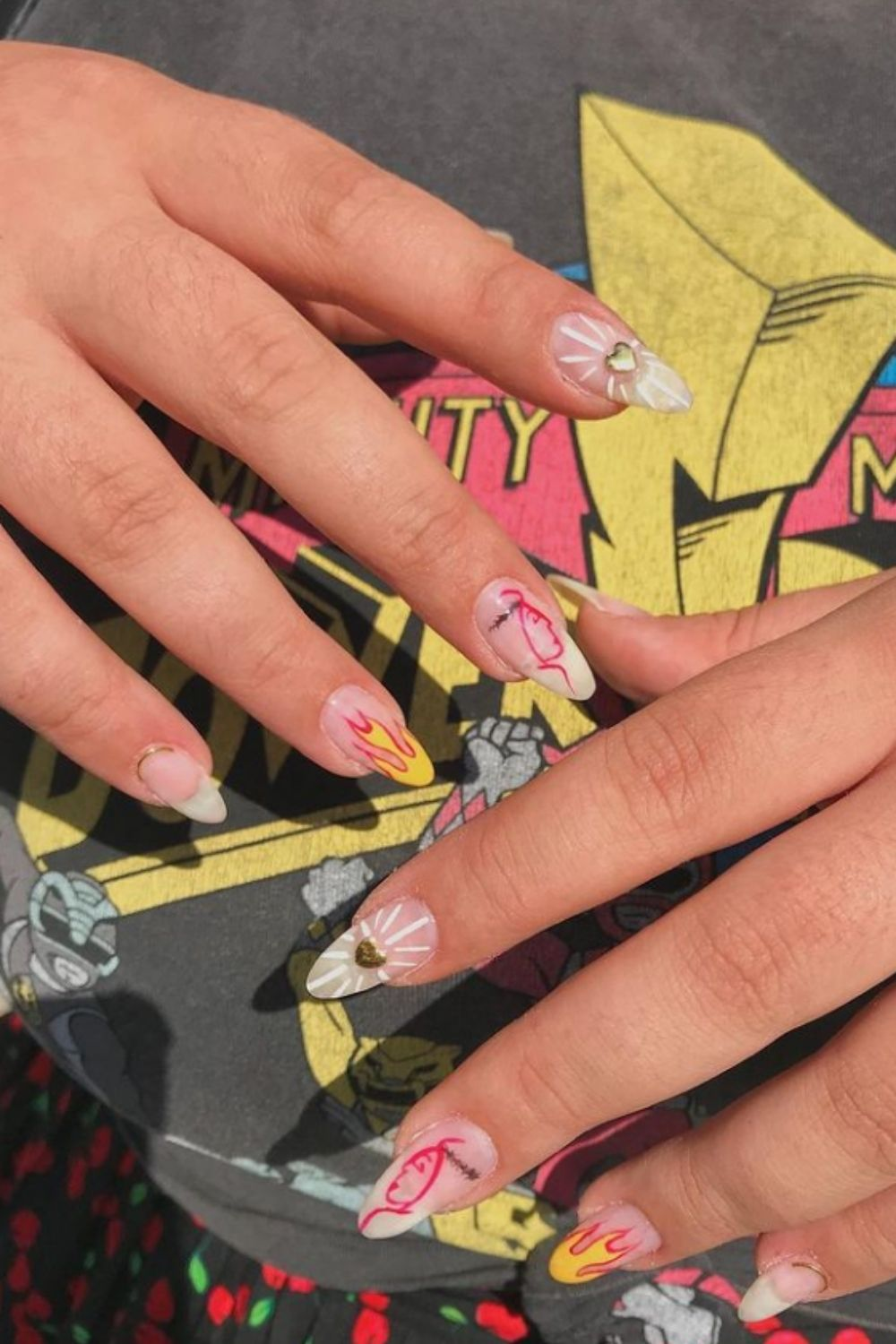 """summer nail colors 2021  Nail Artists Say These Colors Are """"It"""" for this year"""