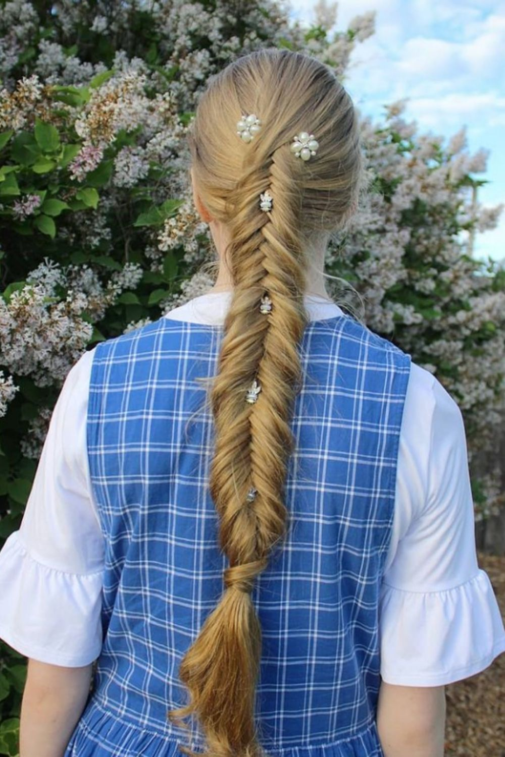 Bobby pin hairstyle   fashion hair accessories hairstyle trend for 2021