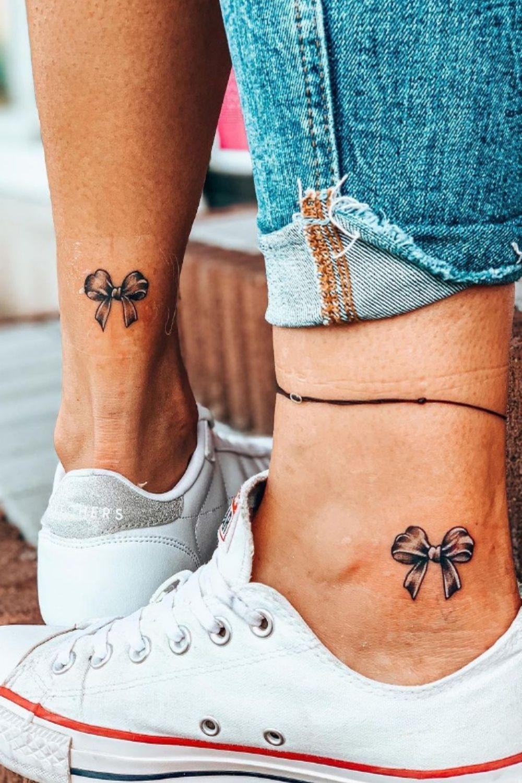 Best friend tattoos | Matching Friendship Tattoo Ideas for Your Bestie
