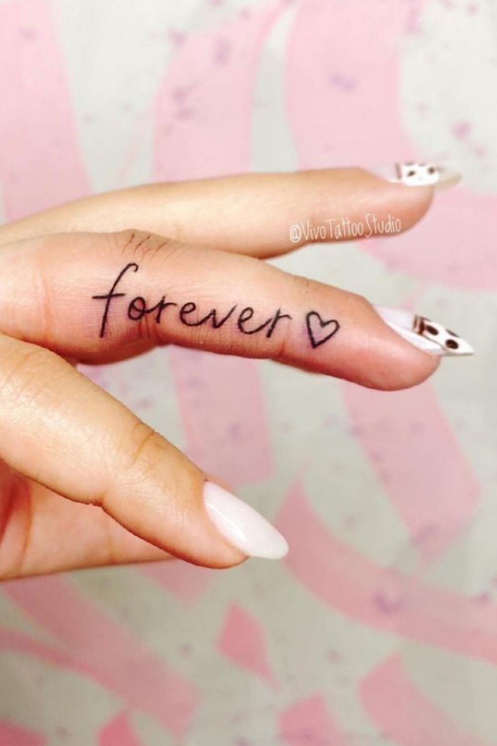 Small letter tattoo |Little tattoos and symbols for girls