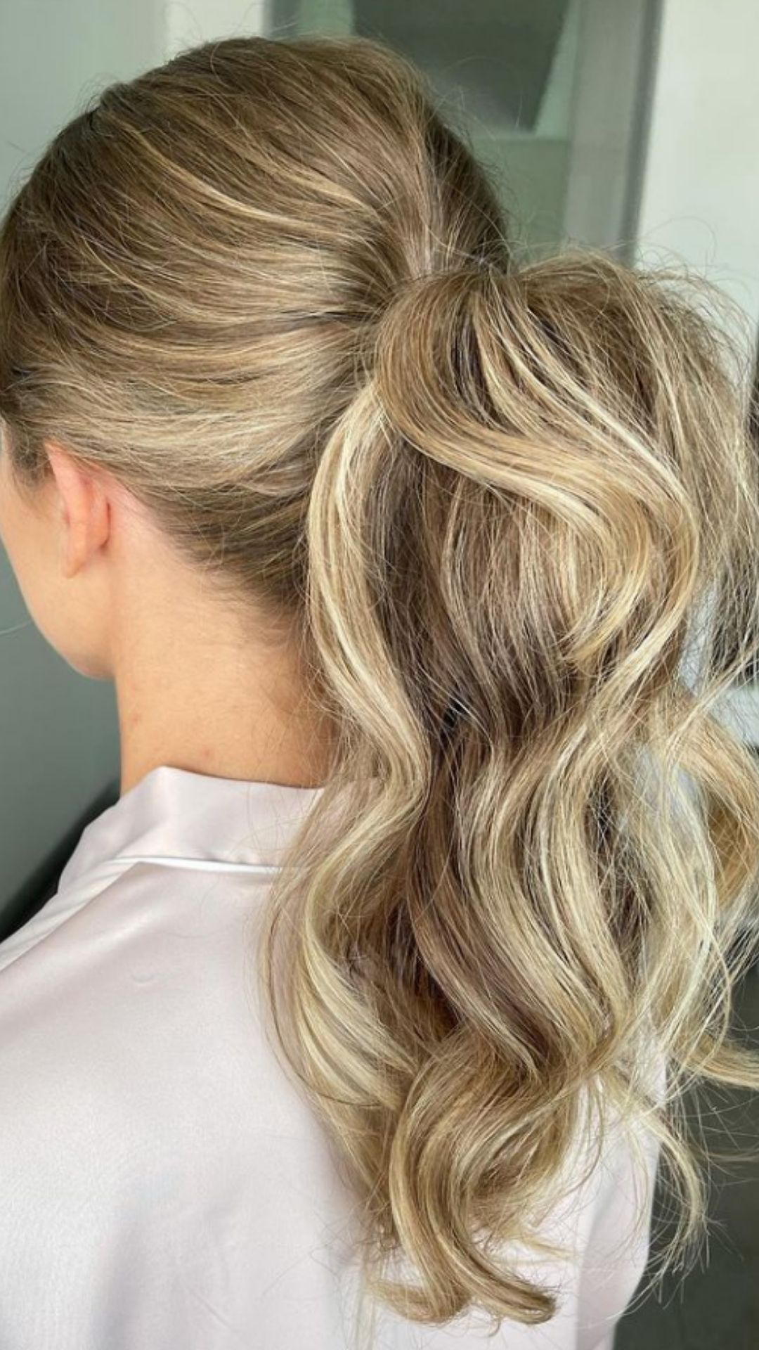 35 Easy ponytail hairstyle and summer long hair ideas for 2021