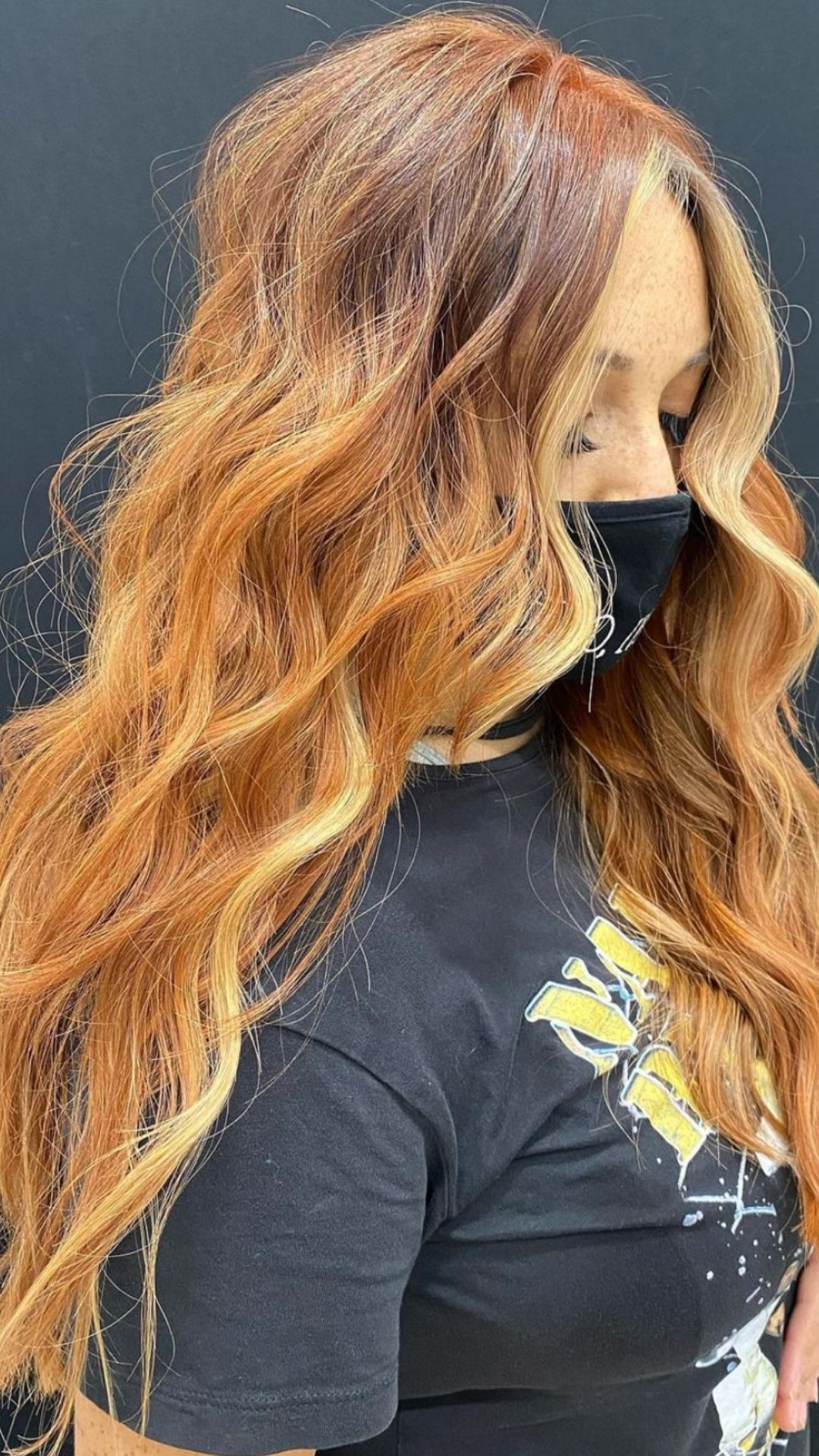 Fancy natural ginger hair color and giner hair shades ideas 2021