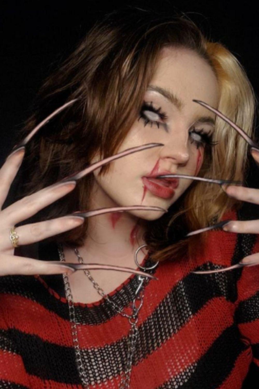 Unique Halloween Makeup Ideas