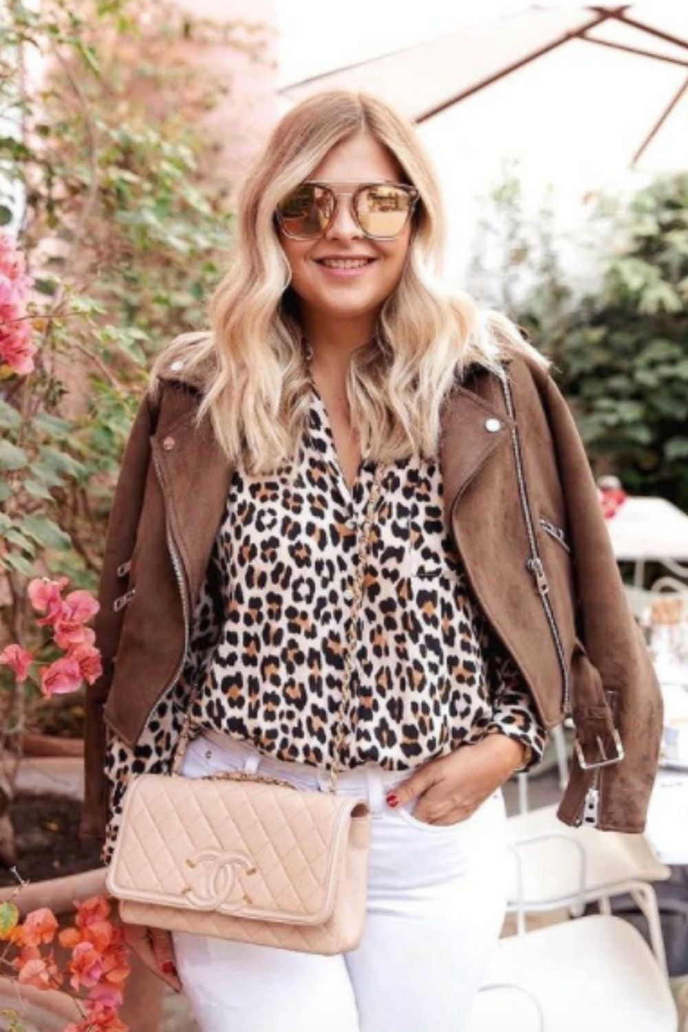 Capable Of Leopard Print Outfit Design