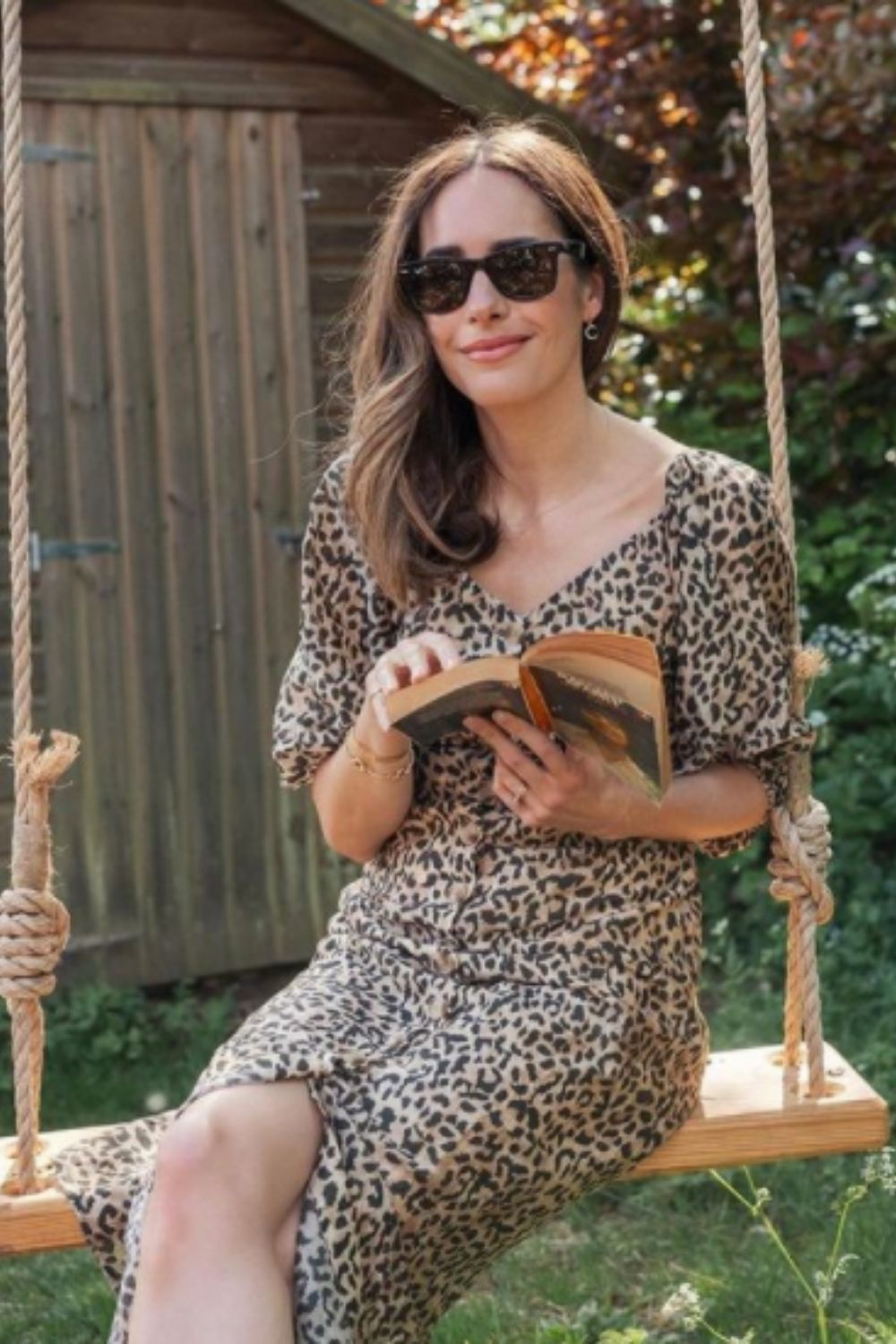 Cool Leopard Outfit Design