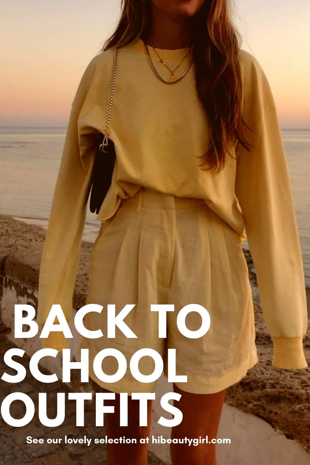 Back to School Outfits Guide 2021 For Girls In September