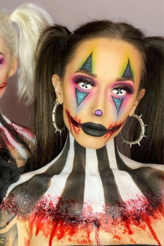 Incredible Halloween Makeup Looks