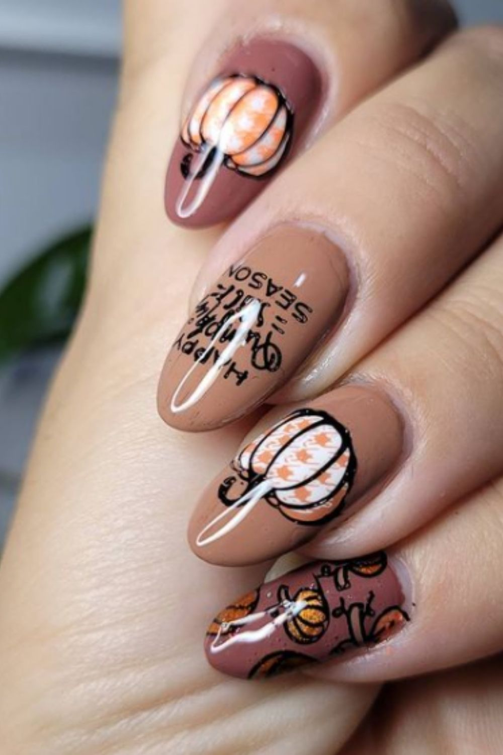Long Nails For Halloween